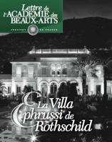 Villa Ephrussi de Rothschild - Académie des Beaux-Arts